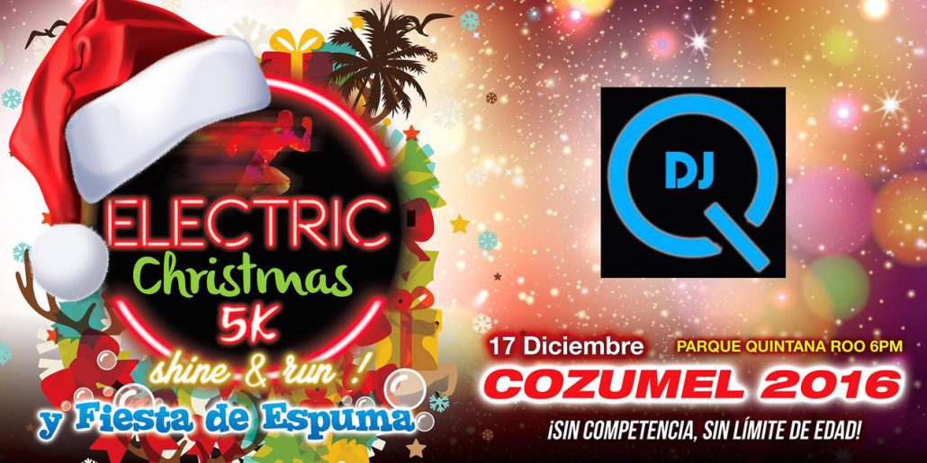 electric-run-cozumel